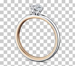 Jewellery Engagement Ring Gold PNG