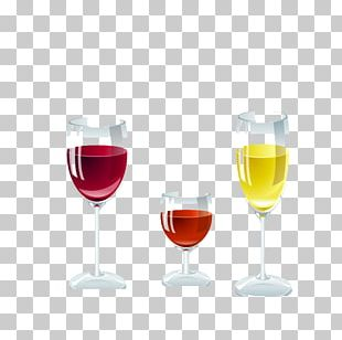 Red Wine Wine Glass Cocktail Champagne PNG