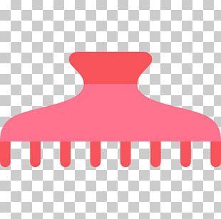 Beauty Parlour Fashion Hair Comb PNG