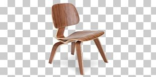 Eames Lounge Chair Wood Barcelona Chair Table PNG