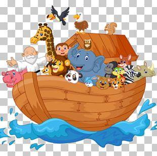 Bible Noah's Ark PNG