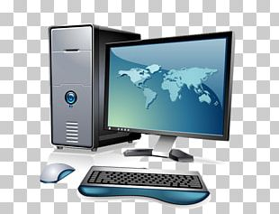Computer Hardware Output Device Personal Computer Computer Monitors Computer Keyboard PNG