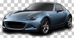 2018 Mazda MX-5 Miata RF Grand Touring Retractable Hardtop 2018 Mazda MX-5 Miata Convertible PNG