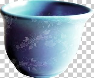 Bowl Ceramic Blue And White Pottery Glass PNG
