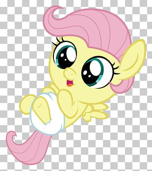 Fluttershy Rainbow Dash Pinkie Pie My Little Pony PNG