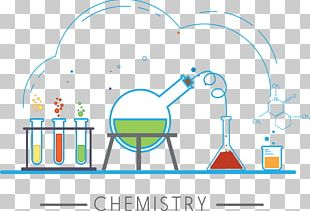 Chemistry Laboratory Experiment Chemical Element Icon PNG