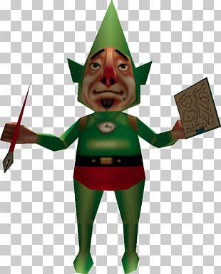 The Legend Of Zelda: Majora's Mask Freshly-Picked Tingle's Rosy Rupeeland Irodzuki Tingle No Koi No Balloon Trip The Legend Of Zelda: Twilight Princess HD Link PNG