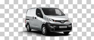 Nissan Leaf Van 2018 Nissan NV200 Mitsubishi Motors PNG