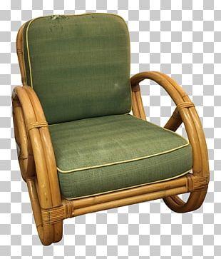 Club Chair Furniture Chaise Longue Rattan PNG