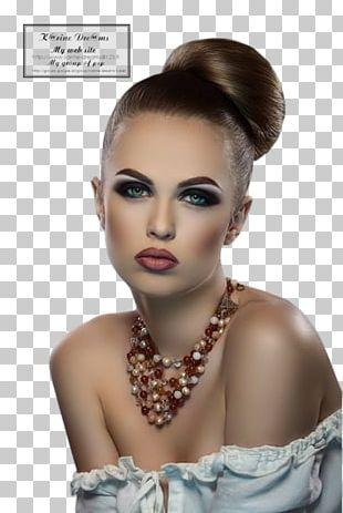 Hair Coloring Cosmetics Smokey Eyes Makeover PNG