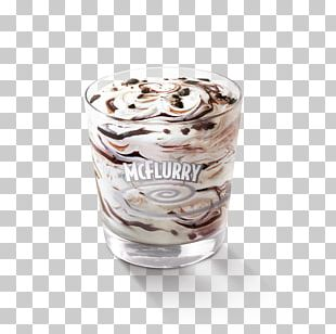 Mississippi Mud Pie McFlurry Milkshake Apple Pie Red Velvet Cake PNG