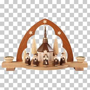 Ore Mountains Kleinkunst Aus Dem Erzgebirge Müller GmbH Seiffener Kirche Schwibbogen Christmas Day PNG
