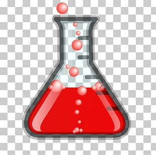 Beaker Laboratory Flasks Erlenmeyer Flask PNG