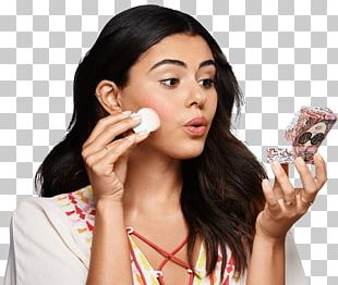 Rouge Benefit Cosmetics Blushing Face Powder PNG