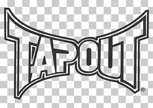 Tapout Ultimate Fighting Championship Logo Mixed Martial Arts PNG