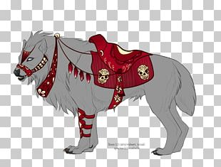 Gray Wolf Pony Art Werewolf Canidae PNG