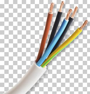 Electrical Cable Electrical Wires & Cable Power Cable Electrician PNG