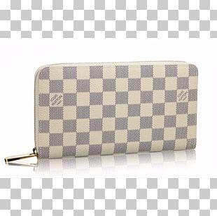 Louis Vuitton Wallet Handbag ダミエ Coin Purse PNG
