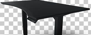 Standing Desk Sit-stand Desk Table Evodesk PNG