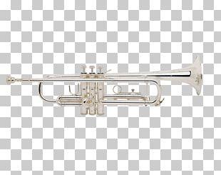 Trumpet Vincent Bach Corporation Brass Instruments Mouthpiece Musical Instruments PNG