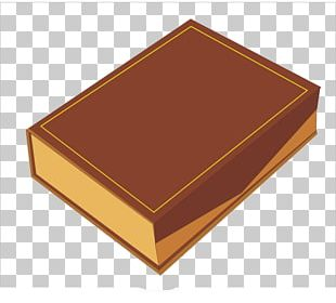 Book Cartoon Cuboid Gratis PNG