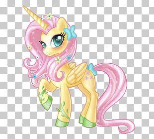 Fluttershy Pony Rarity Winged Unicorn Twilight Sparkle PNG