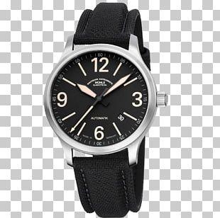 Watch Armani Strap Leather Fashion PNG