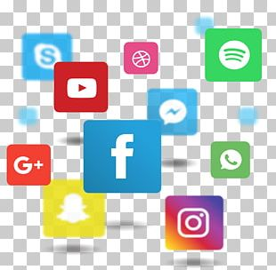 Social Media Application Software Communicatiemiddel Icon PNG