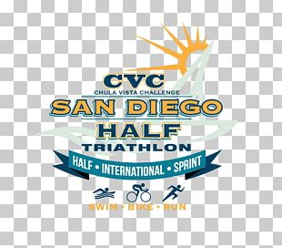 San Diego Triathlon Chula Vista Logo Challenge PNG