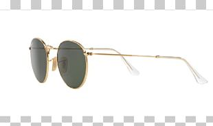 5883c6a72643d3 Sunglasses Ray-Ban Round Metal Clothing Accessories PNG