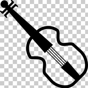 Violin Musical Instruments Bow PNG