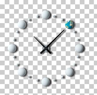 Earth Alarm Clock Information PNG