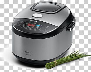 Rice Cookers Multicooker Bosch AutoCook MUC28B64 Robert Bosch GmbH Pressure Cooking PNG