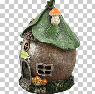 Fairy House Gnome Magic Earth PNG