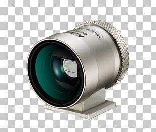 Nikon Df Viewfinder Camera Photography PNG