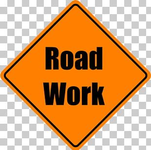 Roadworks Architectural Engineering Traffic Sign PNG