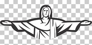 Christ The Redeemer Corcovado Stock Photography PNG