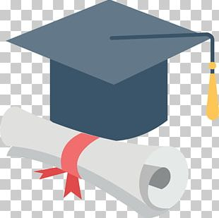 Bachelors Degree Graduation Ceremony Icon PNG