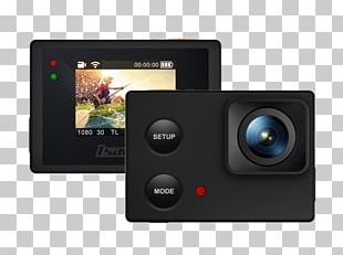 Video Cameras Action Camera 4K Resolution ISAW EDGE PNG