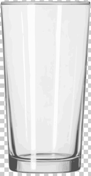 Iced Tea Glass Cup Tumbler PNG