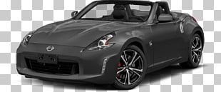 Sports Car 2018 Nissan 370Z Touring Convertible PNG
