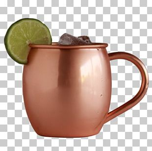 Moscow Mule Coffee Cup Russian Standard Ginger Beer Vodka PNG