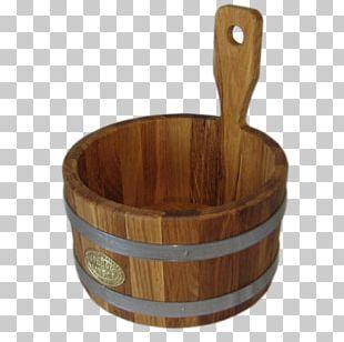 Banya Oak Sauna Bottich Artikel PNG