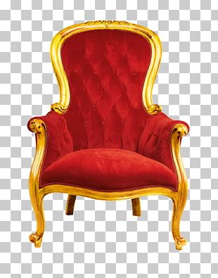 Chair Throne Seat Table PNG