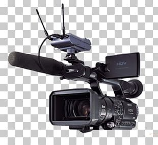 Digital Video Sony Video Camera HDV PNG
