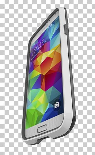 Smartphone Feature Phone Samsung Galaxy S5 Mobile Phone Accessories Handheld Devices PNG