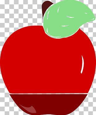 Apple Illustration PNG