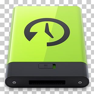 Gadget Multimedia Green PNG