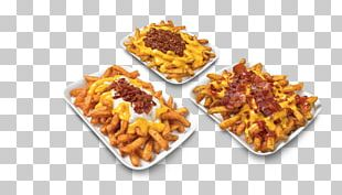 Cuisine Of The United States Checkers And Rally's Cheese Fries French Fries Chili Con Carne PNG