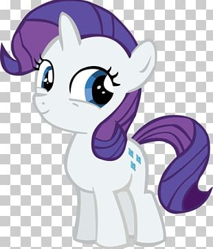 Rarity Pony Horse Cat Fluttershy PNG